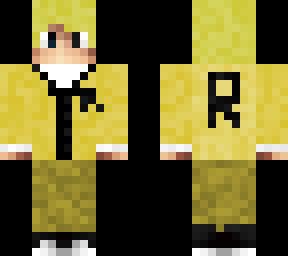 Rodny Roblox Minecraft Skin