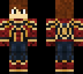 Iron Man Minecraft Skins - Skins fur minecraft herunterladen