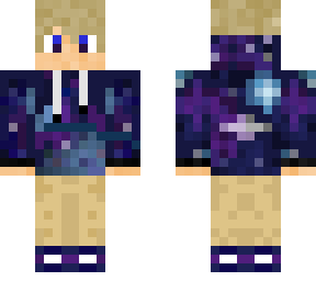 blonde galaxy guy