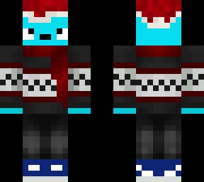 joshy christmas - Christmas Skins For Minecraft