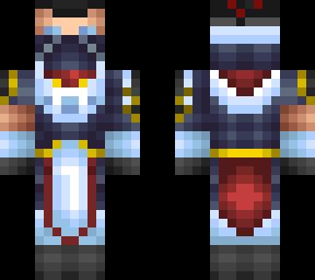 Shen Minecraft Skins