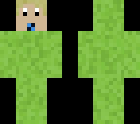 baby creeper | Minecraft Skins