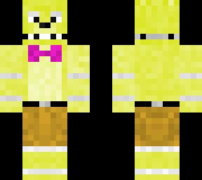 Fnaf4 Minecraft Skins