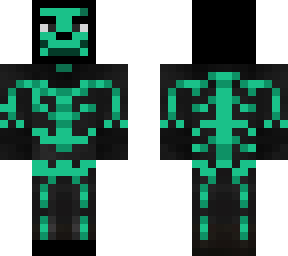green skull trooper