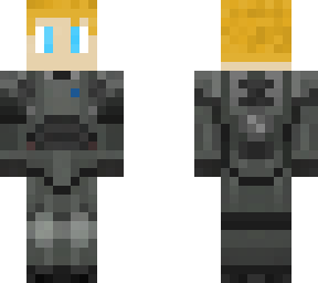 Fallout 4 Power Armor | Minecraft Skins