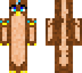 Long Furby | Minecraft Skins