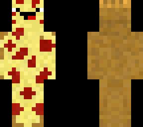 Pizza Derp Minecraft Skins