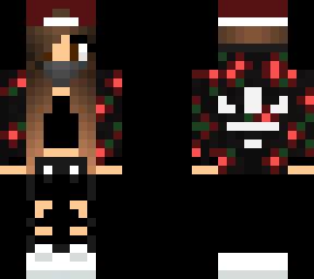 Gangster Tomboy Girl Minecraft Skins