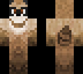 Tanuki   Minecraft Skins
