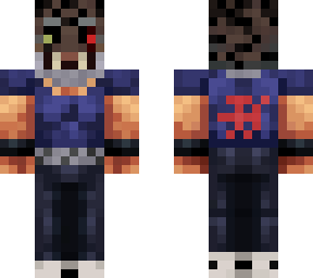King tekken 3   Minecraft Skin
