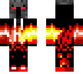 Nova Red | Minecraft Skins