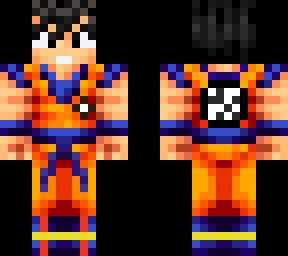Dbz Hd | Minecraft Skins