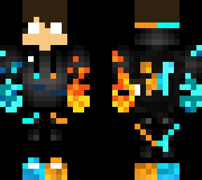 minecraft hero skins