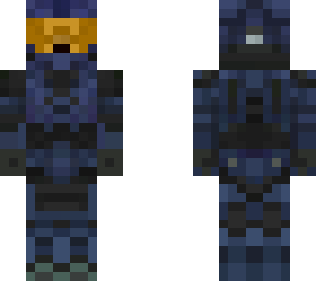 mark iv blue female spartan armor
