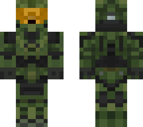 master chief original mark vi mjolnir armor (edit)