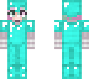 fake diamond armor