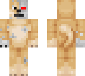 Dogecoin   Minecraft Skins