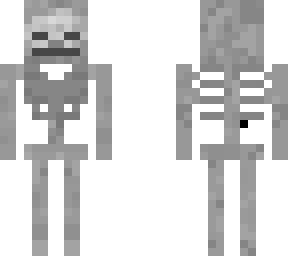 Minecraft Skeleton Minecraft Skins