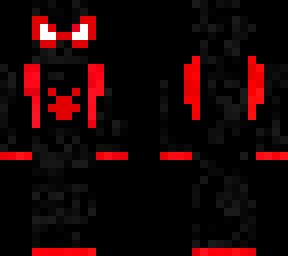 Spider Verse | Minecraft Skins