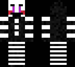 Marionette | Minecraft Skins