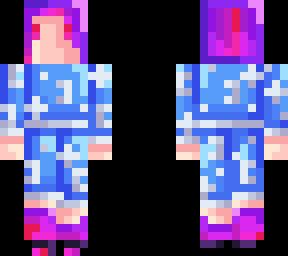 Girl Pretty Pe Cute Minecraft Skins