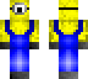 Despicable Me Minecraft Skins