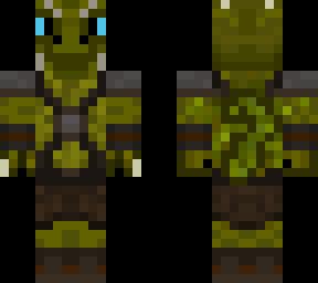 Argonian | Minecraft Skins