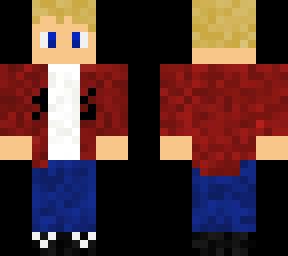 Blonde Guy | Minecraft Skins