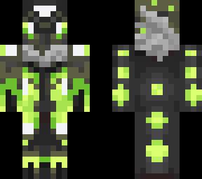 Zygarde   Minecraft Skins