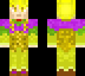 Jojo Dio | Minecraft Skins