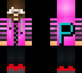 Pewdiepie Minecraft Skins