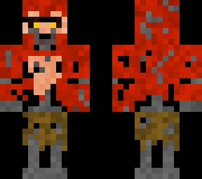 fnaf minecraft skins free download