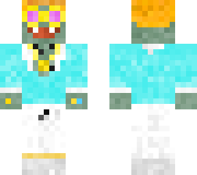From Plants Vs Zombies   Minecraft Skins