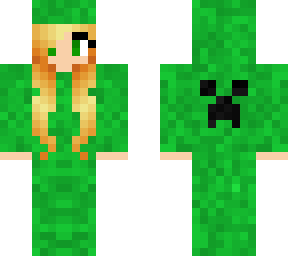 creeper girl