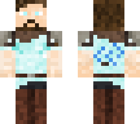 Ghost In The Shell Minecraft Skins