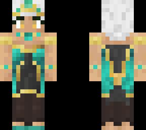 Qiyana : League of Legends | Minecraft Skin