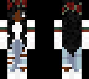 African American | Minecraft Skins