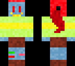 Undertale Undyne   Minecraft Skins