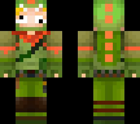 fortnite rex skin edit | Minecraft Skin