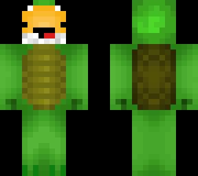 Turtle Minecraft Skins