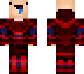 my style of noob skin
