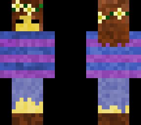 Frisk Undertale | Minecraft Skins