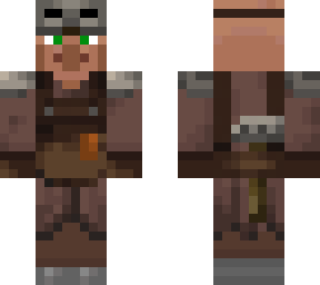 Villager Blacksmith | Minecraft Skins
