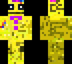 Fredbear   Minecraft Skins