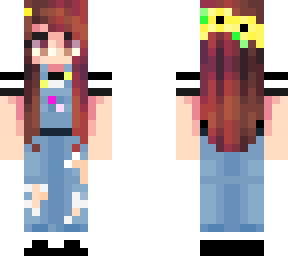 sunflower overalls (fixed)