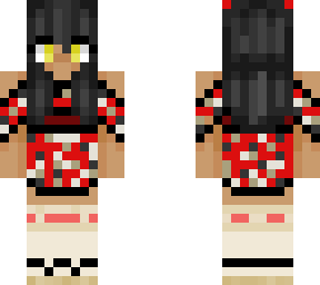 Kimono From Roblox Minecraft Skin
