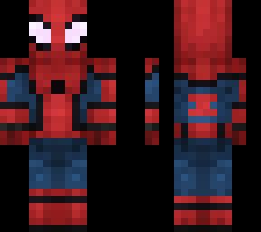 Spider Man | Minecraft Skins