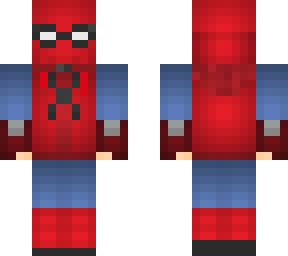 spider-man (homemade suit)