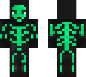 green skull trooper (fortnite)