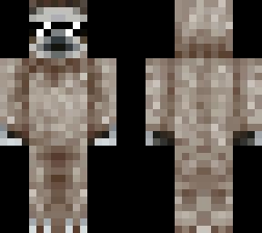 Sloth | Minecraft Skins